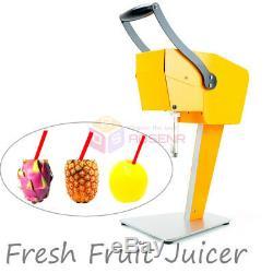 KK15-X1 Fresh Fruit Juicer Machine Directly Drinking 100% Pure Juice Squeezer