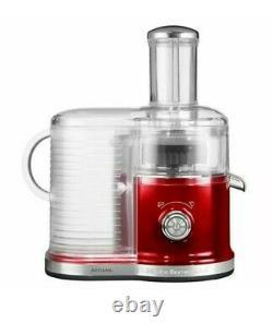 KitchenAid 5KVJ0333BCA Artisan Fast Centrifugal Juicer Candy Apple
