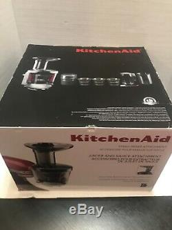 KitchenAid Juicer and Sauce, KSM1JA
