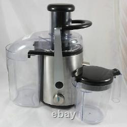 Krups Definitive Stainless Steel Extractor Juicer (ZY-4038) 550 WATTS
