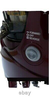 Kuvings JUICER B8200 Whole Slow Juicer PURPLE fruit blender mixer