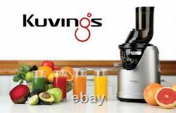 Kuvings Professional 240W Cold Press Whole Slow Juicer B1700 Free Universal Plug