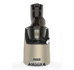 Kuvings Whole Slow Juicer EVO820GM GOLD Higher Nutrients and Vitamins BPA-Free