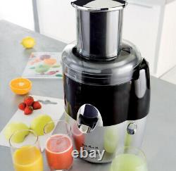 Magimix Juicer Le Duo Plus XL Made in France nutritious fruit & vegetable juices