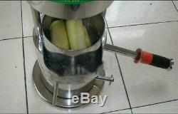 Manual 10T Hydraulic Fruit Sugar Cane Juicer / Fruit Juice Extractor