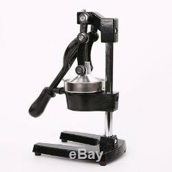Manual Juicer Hand Press Juicer Fruit Juicer Die-Casting Stainless Juice Machine