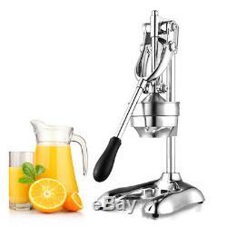 Manual Orange Citrus Lemon Juicer Commercial Fruit Juice Squeezer Kitchen Tool