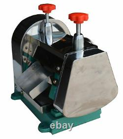 Manual Sugar Cane Ginger Press Juicer Juice Machine Commercial Extractor Mill