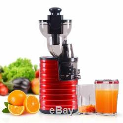 Multipurpose Juicer Slow Juice Making Machine Cold Press High Nutrient Fruit