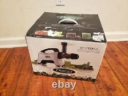 NC1000HDS Juicer Extractor Nutrition System Creates Fruit Veg and Wheatgrass