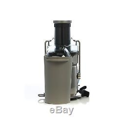NEW Breville Juice Fountain Max BJE410 Juicer Wide Mouth 85mm For Whole Fruit