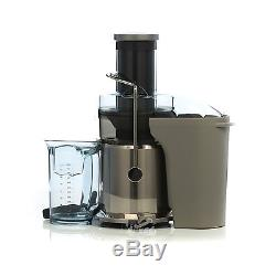 New Breville Juice Fountain Max Bje410 Juicer Wide Mouth