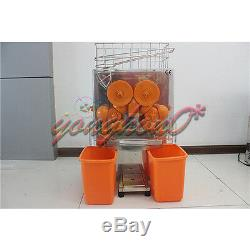 NEW Commercial Orange Juice Squeezer Juicer Extractor Lemon Fruit Squeezer 220V