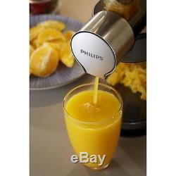 NEW PHILIPS AVANCE Micro Masticating juicer HR1897 fresh fruits juice healthy