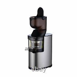 NEW Whole Slow Juicer Oscar Neo XL 250w Cold Press Whole Fruit Juicer S/Steel