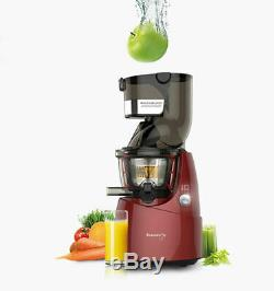 NUC Kuvings Whole Mouth Slow Fruit Juicer KJ-622R Juice Extractor