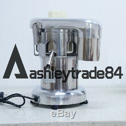 New Commercial Multifunction Fruit Power Juicer Juice Extractor 370W 220V