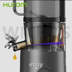New Hurom The Easy H-201 Slow Juicer Fresh Extractor Cold Squeezer 220V