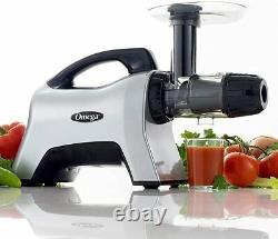New Omega NC1000HDS Juicer Extractor Nutrition System, Fast Shipping