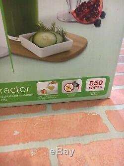 New T-fal Juicer Fruit Vegetable Juice Extractor Squeezer