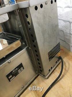 Norwalk Hydraulic Press Juicer model 280 silver