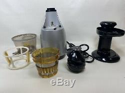 OMEGA VRT350 150W Low Speed Slow Masticating Juicer EUC