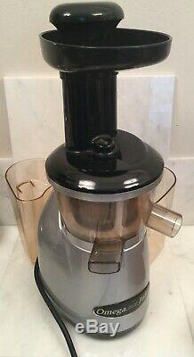 OMEGA VRT350 Fruit AND Vegetable JUICER Powerful 150W Electric Juice Extractor