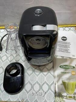 Omega ColdPress 365 Juicer H3000D Used Excellent Condition. Fast Shipping