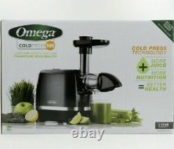 Omega Cold Press 365 Slow Juicer Masticating Extractor H3000R BRAND NEW