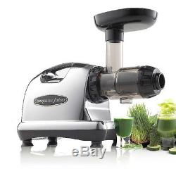 Omega Juice Fountain Pulp Free Fruit Extractor Cleanse Nutrition Veggies Juicer