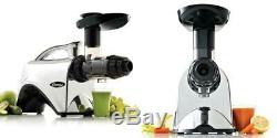 Omega NC900HDC Juicer Extractor and Nutrition Center Creates Fruit