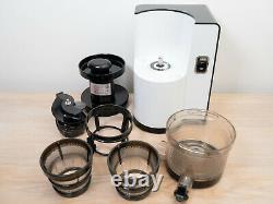 Omega Sana Slow Juicer Cold Press EUJ-808 Pearl White
