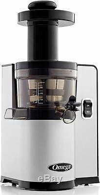 Omega Vsj843qs Vertical Slow Masticalating Juicer