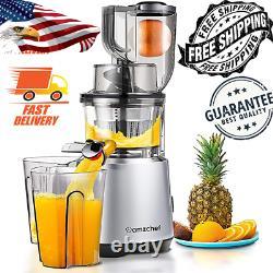 Orange Juicer Automatic Electric Juicer Squeezer Fruit Citrus Kitchen Extractor
