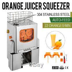 Orange Squeezer Juice Extractor Lemon Extractor 22-25oranges/minute Fruit Juicer