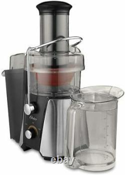 Oster JsSimple 900w Juice Extractor 900 WATT OF POWER! JUICER FRUIT VEGGIES