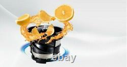 Panasonic MJ-L500SXE Juicer Slow Juicer Genuine New Silver Color