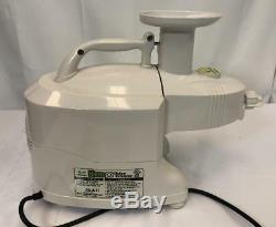 Pre-Owned Green Power KEMPO Fruit Vegatable Juice Extractor Juicer GPT-E1303
