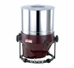 Premier Lifestyle Wet Grinder, 220-240V (Cherry) Free Shipping & Universal Plug