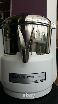 Professional Commercial Industrial Stainless Steel Waring Juice Extractor PJE50