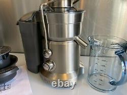 SAGE NUTRI JUICER PRO WHOLE FRUIT MODEL BJE820UK by Heston Blumenthal MINT A1