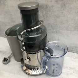 SAGE Nutri Juicer Heston Blumenthal. BJE410UK 1200W Whole Fruit Juice Extractor