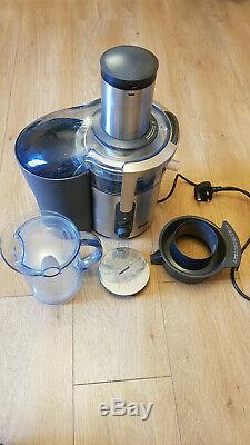 Sage Nutri Whole Fruit Juicer Plus 5-speed Juice Food Blender Bje520