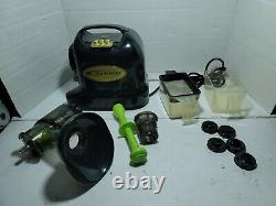 Samson GB-9001 Juicer-Multi-Use-Wheatgrass Juicer Great Condition Complete Set