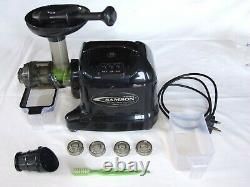 Samson GB-9002 Gear Masticating Juicer Great Used Condition