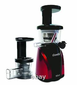 SlowStar Low Speed Vertical Juicer with Mincer & Juice Cap Tribest SW-2000