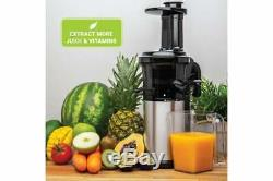 Slow Juicer Machine Juice Making Tool Fruit Squeezer Presses
