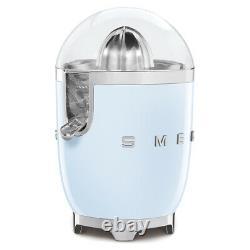 Smeg CJF01PBUK-Smeg Citrus Juicer-Pastel-Blue-Customer Return- Never Been Used