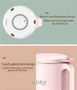 Soymilk Machine Multifunction Automatic Mini Electric Heating Milk Juicer Maker