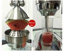 Stainless Steel Citrus Squeezer Manual Juicer Orange Lemon Fruit Pressing Juice